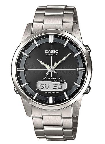 Amazon.com: Reloj Casio Wave Ceptor lcw-m170td-1aer Men s ...