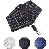 SKYRI Folding Sun Umbrella,UV Block Travel Umbrella 95% UV Protection Compact Lightweight Parasol