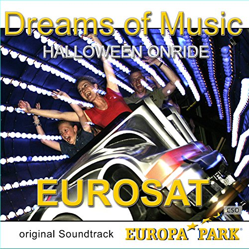 Europa-Park Dreams of Music - Halloween Onride - Eurosat -