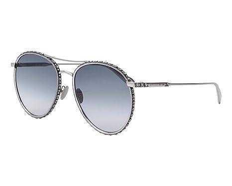 Amazon.com: Alexander McQueen AM 0179S 002 - Gafas de sol ...