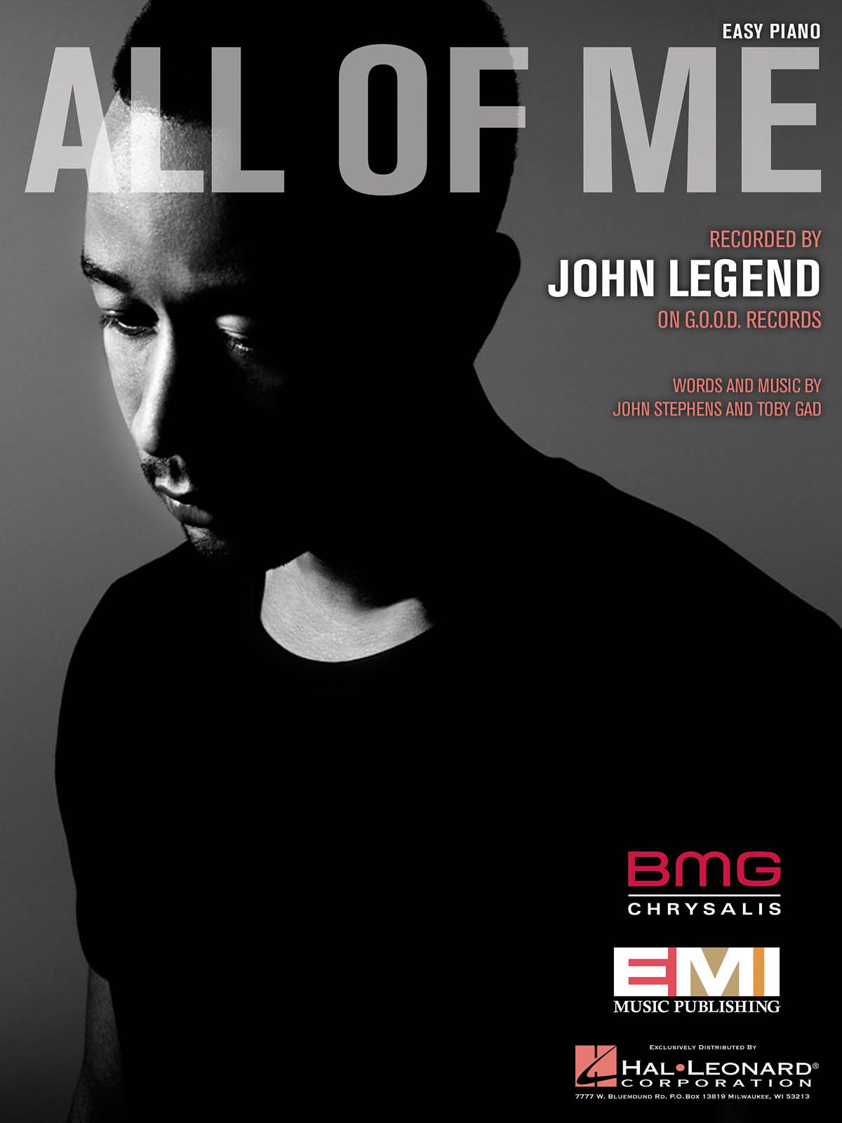 John Legend All Of Me Cover Art | www.pixshark.com ...