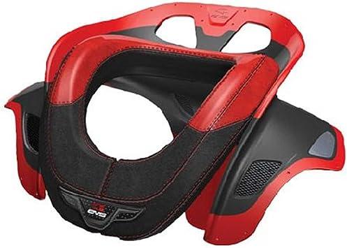 Evs Rc Evolution Race Neck Brace Farbe Rot Größe L Sport Freizeit
