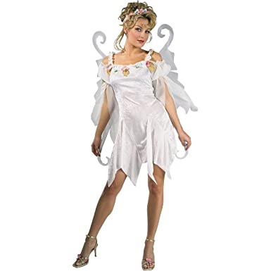 Amazon.com Secret Wishes Womenu0027s Enchanted Creature Adult Snow Fairy Costume Clothing  sc 1 st  Amazon.com & Amazon.com: Secret Wishes Womenu0027s Enchanted Creature Adult Snow ...