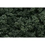 Woodland Scenics FC184 Dark Green Clump-Foliage
