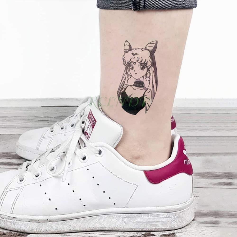 ljmljm 5 Unids Etiqueta Engomada del Tatuaje Impermeable ...