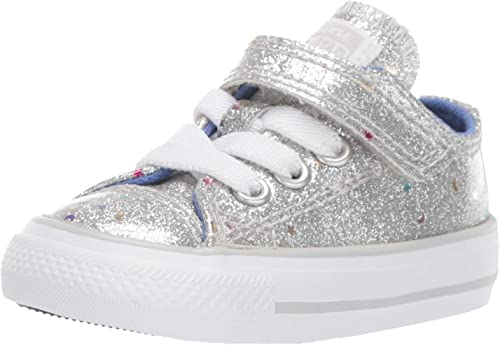 Converse Chuck Taylor All Star 1V Galaxy Glimmer Argent ...