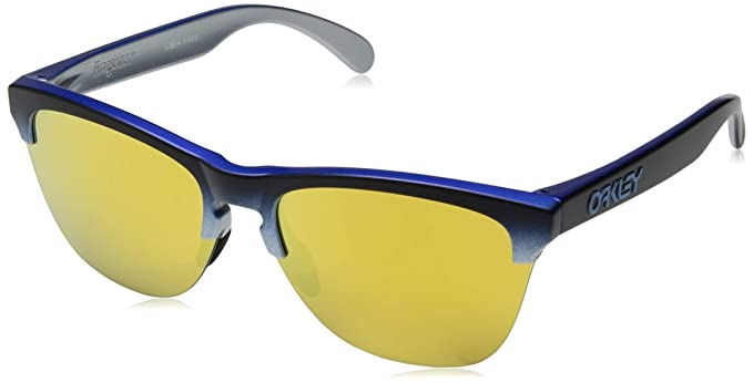 747dd084426 Amazon.com  Oakley Men s Frogskins Lite Sunglasses