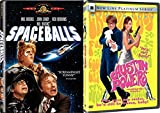 Comedy Spoofs Collection - Austin Powers & Spaceballs 2-Movie Comedy Bundle