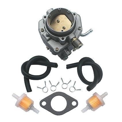 Amazon.com: KIPA Carburetor For ONAN B48G P220G Some B48M FE362-81