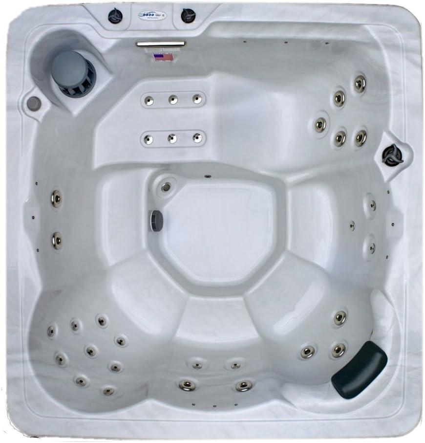 6. Hudson Bay Spa XP34 6-Person Hot Tub