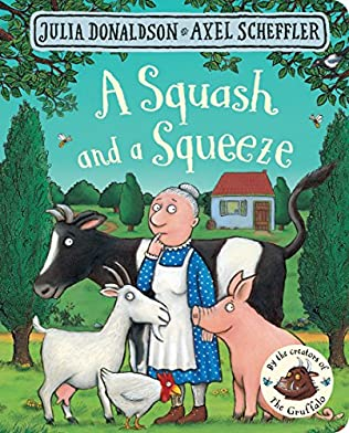 book cover of A Squash and a Squeeze