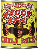 Whoop Ass Chili Mix - Contains the necessary ingredients to make an awesome pot of chili in less than 20 minutes!