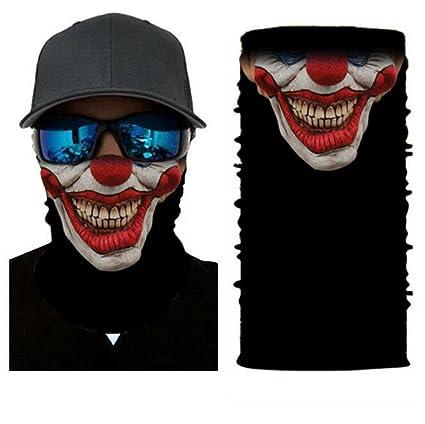 Amazon.com   UIYTR Funny Face Mask Shield Protective Balaclava ... 6c087ff87