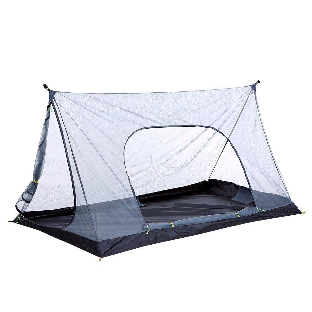Ultraleichtflugzeuge Sommer Anti Moskitonetz Zelt 1-2 Person Outdoor Camping Zelt Moskito Insektenschutzmittel Net Zelt Strand Mesh Zelte