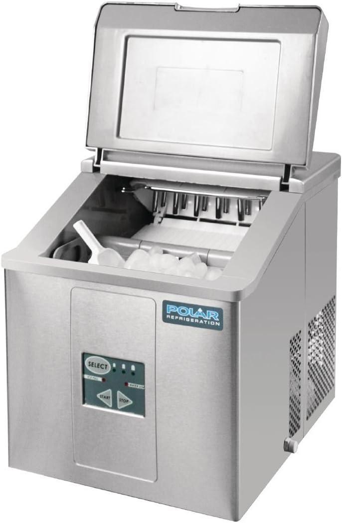 Mejores Máquinas para Hacer Hielo Encimeras Nº 8