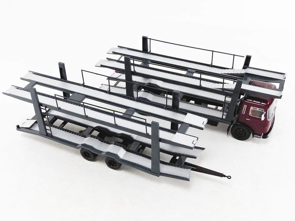 IXO TTRX007 Collectible Miniature Car Black//Red
