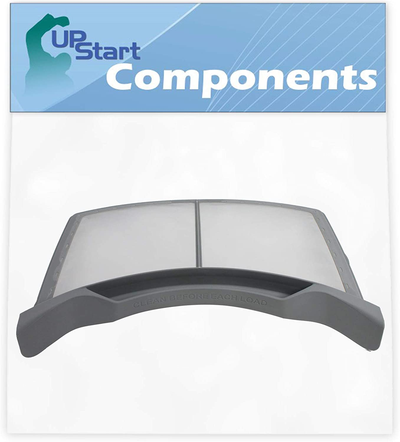 134793600 Dryer Lint Filter Replacement for Part Number PS2349312 - Compatible with 134793600 Lint Screen Trap Catcher