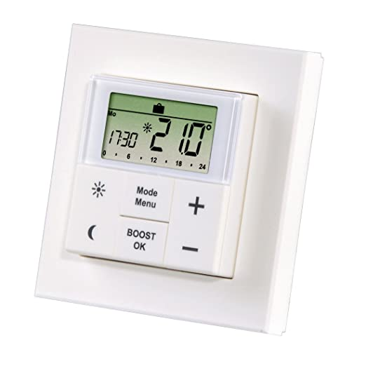 12 opinioni per eQ-3 AG 131651A0 White thermostat- thermostats (White, IP20, 100 m, LCD,