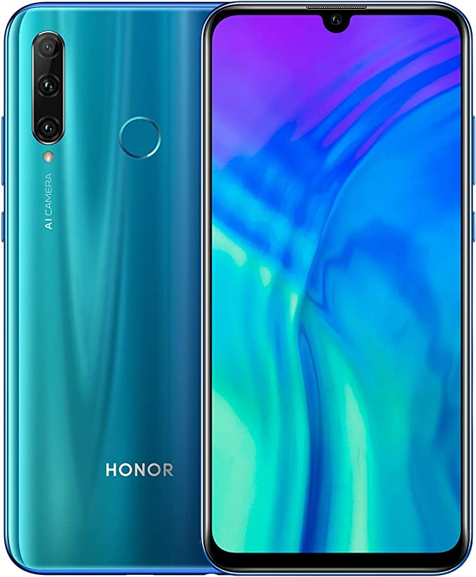 Honor 20e - Smartphone 64GB, 4GB RAM, Dual Sim, Phantom Blue: Amazon.es: Electrónica
