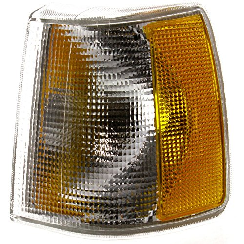 (Parking Light for Volvo 740 90-92 Volvo 940 91-95 Left Lens and Housing Signal Lamp Left Side)