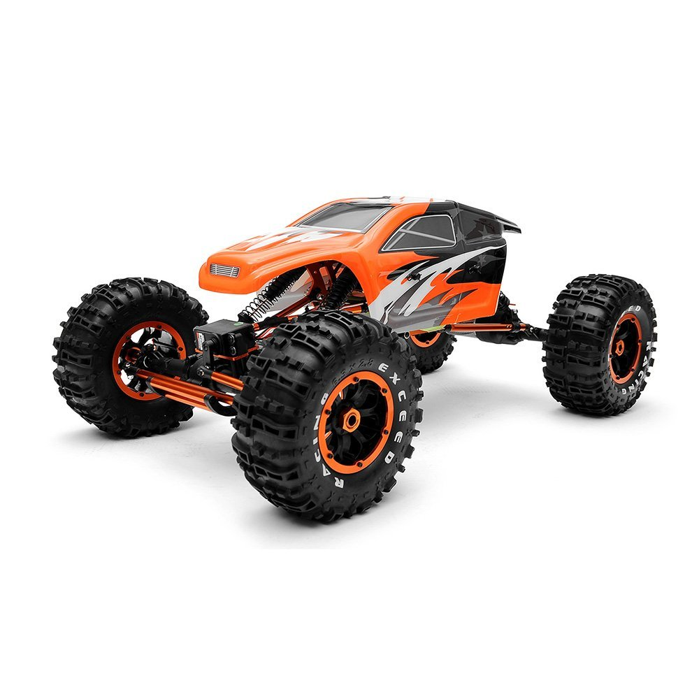 1/8Th Mad Torque Rock Crawler RC truck