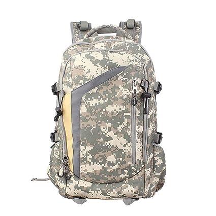 ea331314cb Zaino Camouflage Outdoor Alpinismo Borsa A Tracolla Per Computer Portatile  Zaino Da Viaggio Multifunzione Impermeabile (Colore : Style1): Amazon.it: Casa  e ...