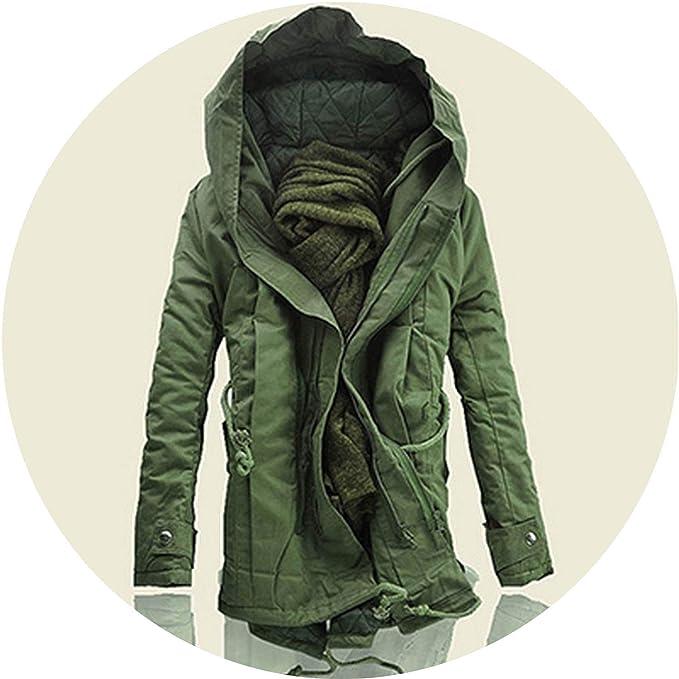 Amazon.com: Chaqueta y abrigos para hombre de invierno ...