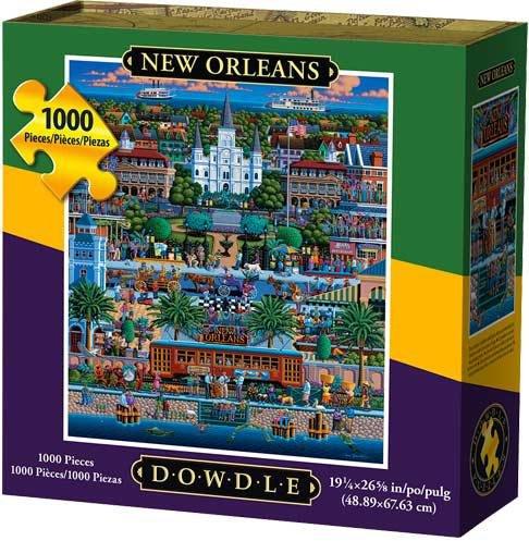 1000 piece puzzles dowdle - 8
