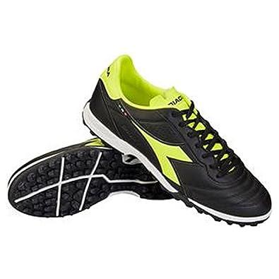Diadora Mens Brasil R TF Turf Suprellsoft  Rubber Sneakers  ATRHX054A