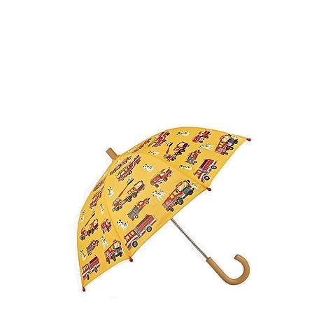 Paraguas Bomberos Color Amarillo Hatley (Amarillo)