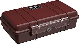 product image for Pelican 1060 Micro Case - for iPhone, GoPro, Camera, and More (Oxblood)