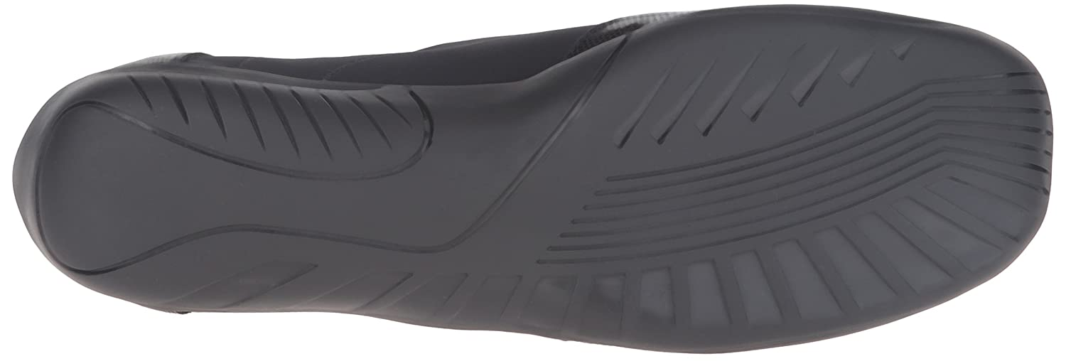 Walking Cradles Women's Almond Flat B01BNE6WAI 8 2W US|Black