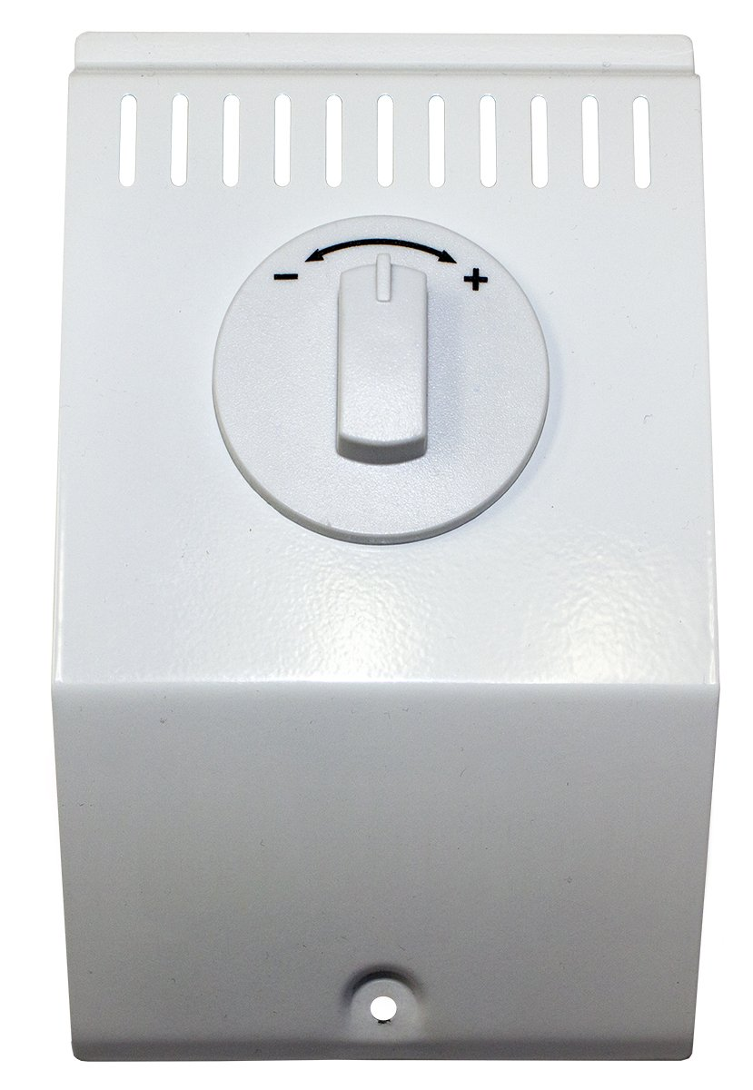 King BKT1BW-TP K-Series Built-In Tamperproof Thermostat Kit SPST, Bright White by King Electric (Image #1)