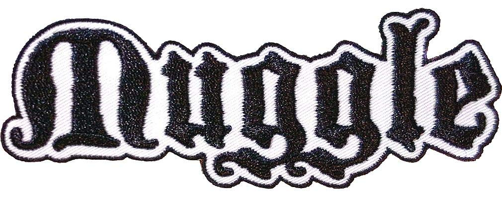 Ata-Boy Harry Potter Muggle 4 Full Color Iron-On Patch