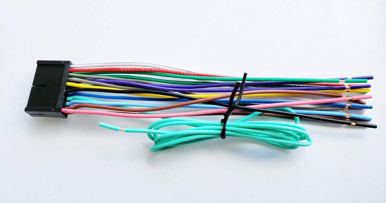 Amazon.com: BOSS Audio System BV9979B Auto Stereo Wiring Harness Plug:  Everything ElseAmazon.com