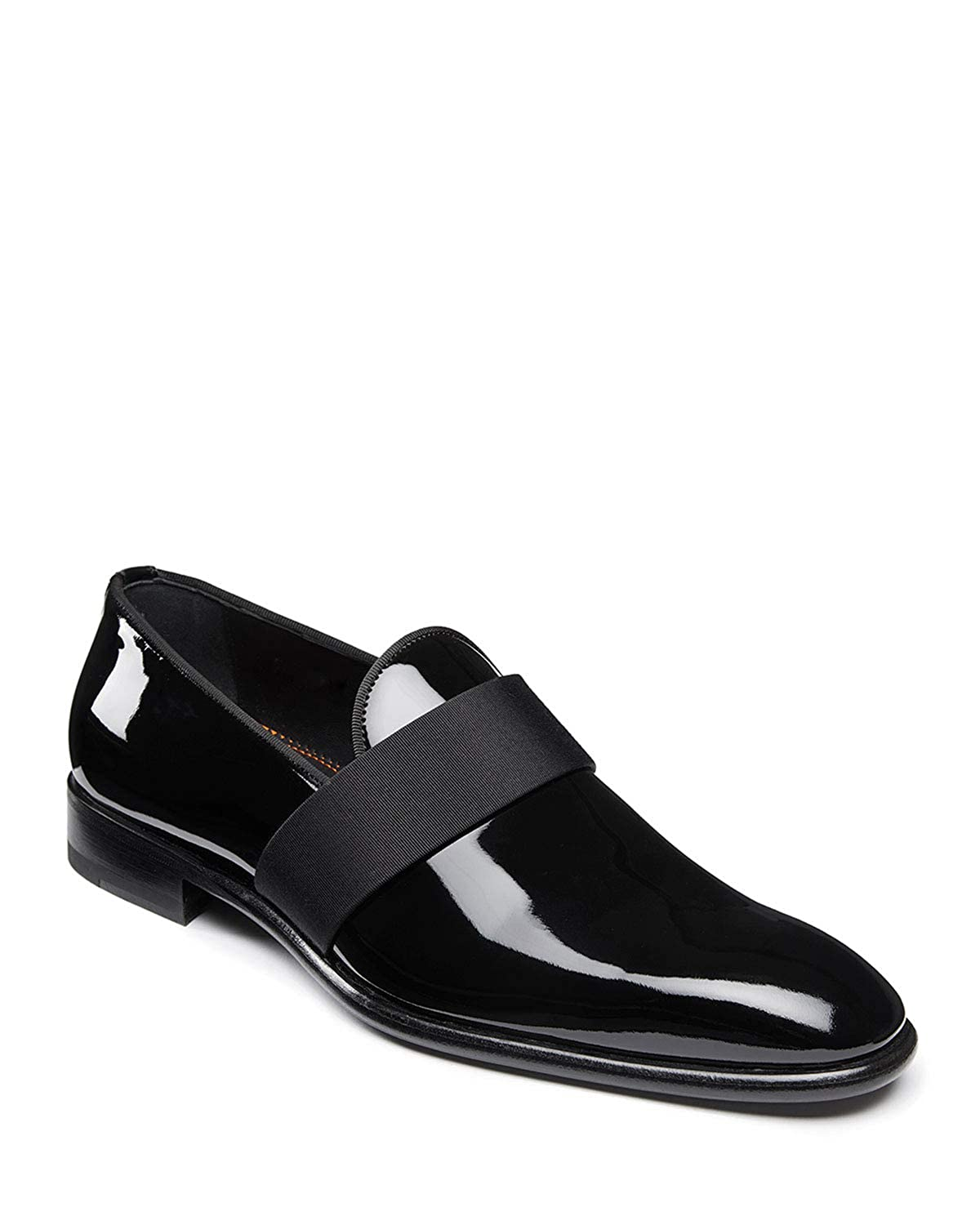Buy The Royale Peacock Black Patent