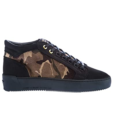 aab5e15f4916 Android Homme Propulsion Mid Camo Velvet Trainer in Camo  Amazon.co ...