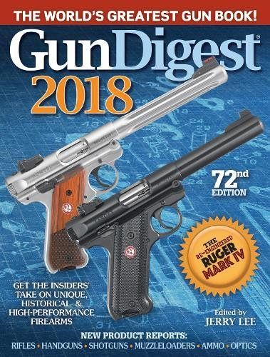 Gun Digest 2018 cover