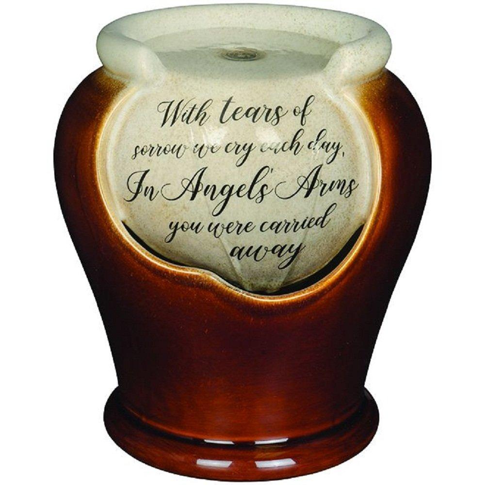 Carson Angels Arms Memorial Fountain Home Decor