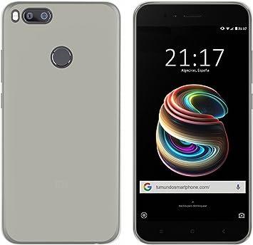 Tumundosmartphone Funda Gel TPU para XIAOMI MI 5X / MI A1 Color ...