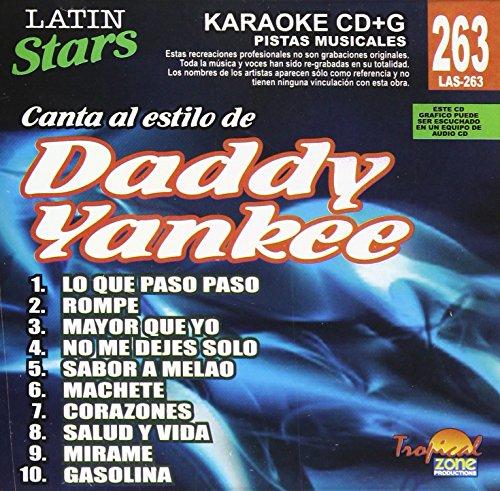 Karaoke: Daddy Yankee - Latin Stars Karaoke