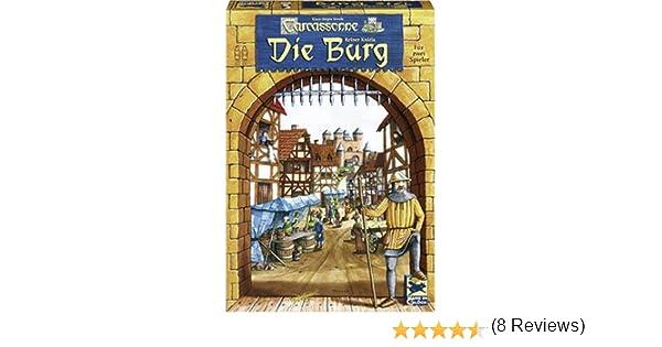 Schmidt Spiele - Carcassonne, el Castillo [Importado de Alemania]: Amazon.es: Juguetes y juegos