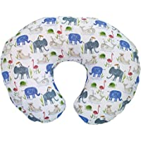 NC Stretchy Nursing Pillow Covers Nursing Pillow Slipcovers for Breastfeeding Moms,Ultra Soft Snug Fits on Infant…