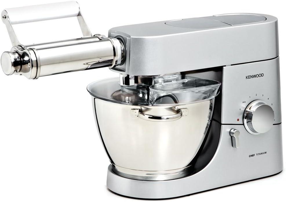 Kenwood AT 974 A - Accesorio de robot de cocina para spaghetti, en acero: Amazon.es: Hogar