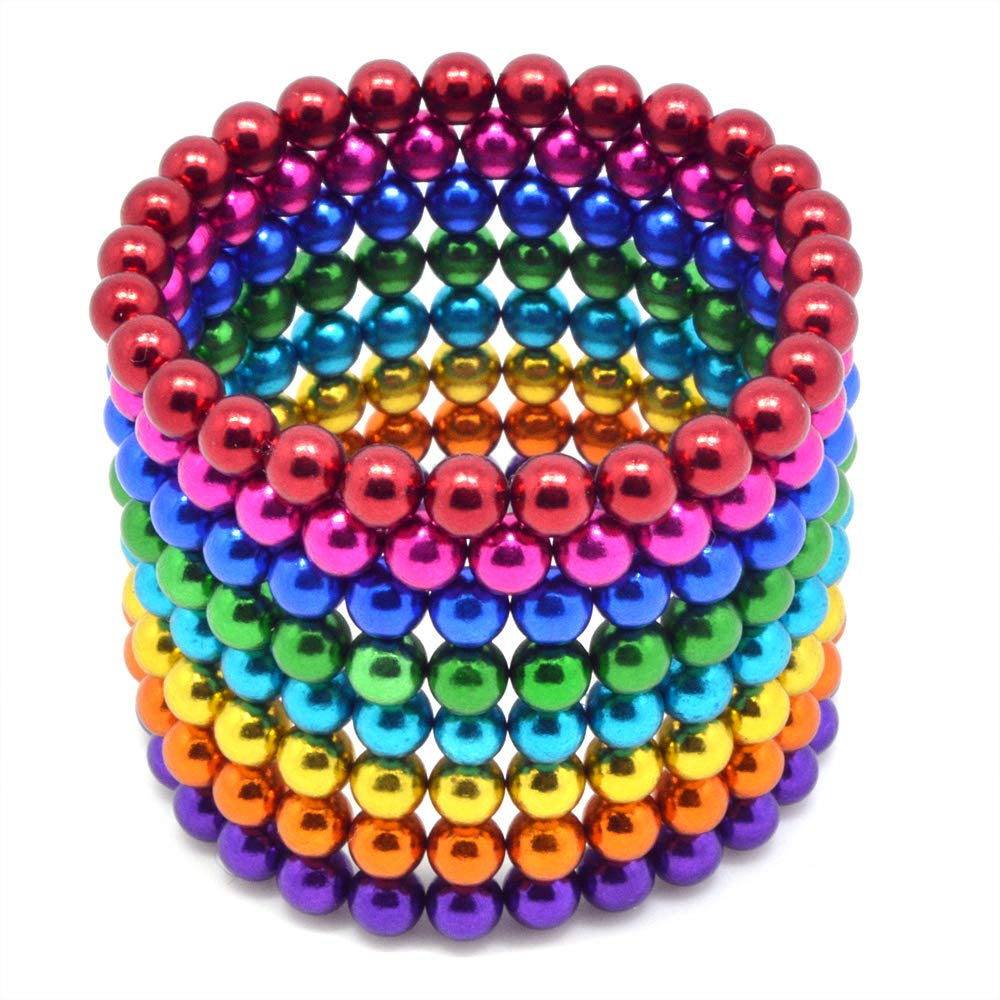 magnetic balls sculpture toy