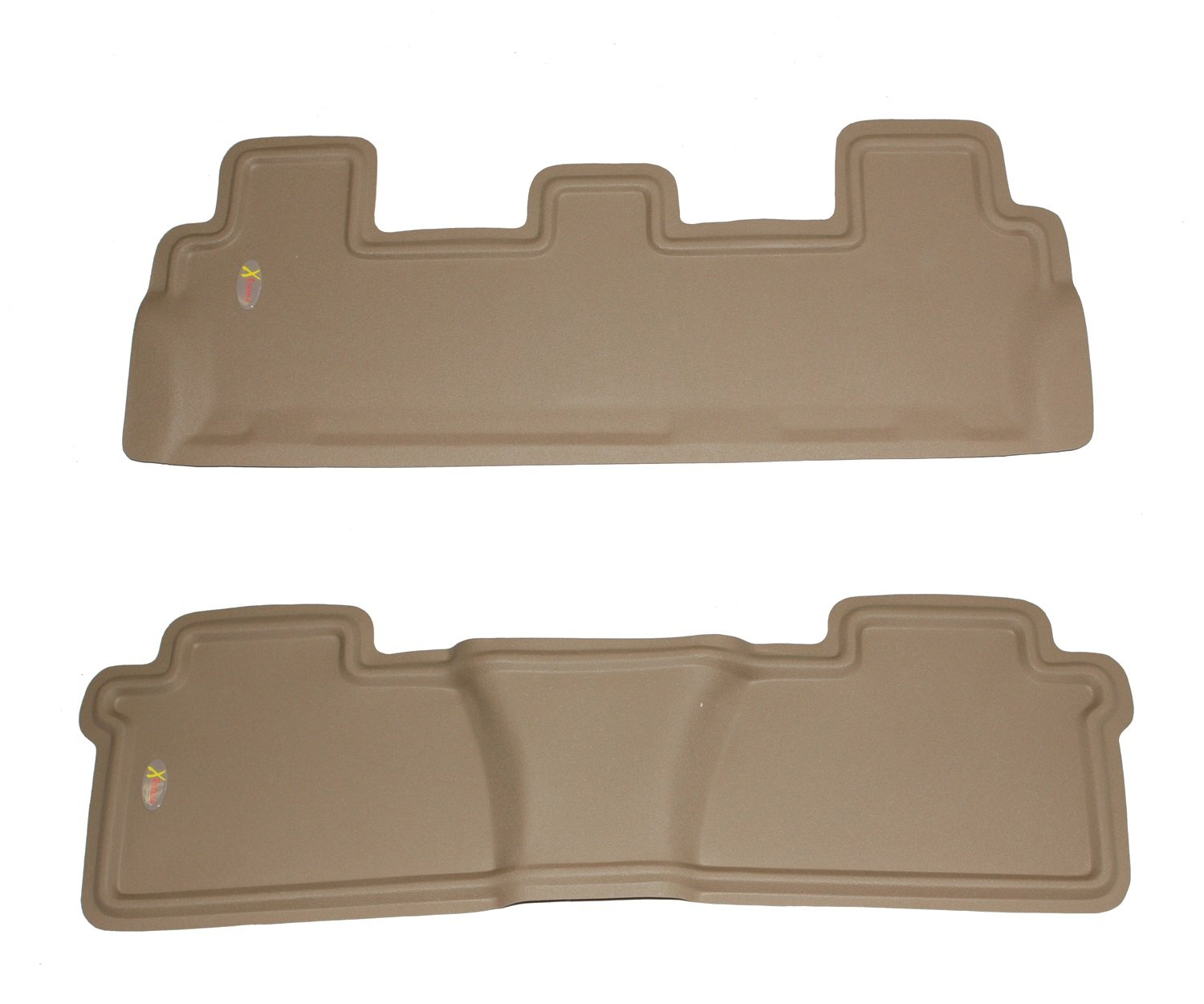 Lund 451812 Catch-All Xtreme Tan 2nd and 3rd Seat Floor Mat