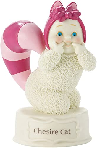 Department 56 Snowbabies Guest Collection Cheshire Cat Figurine, 3 inch