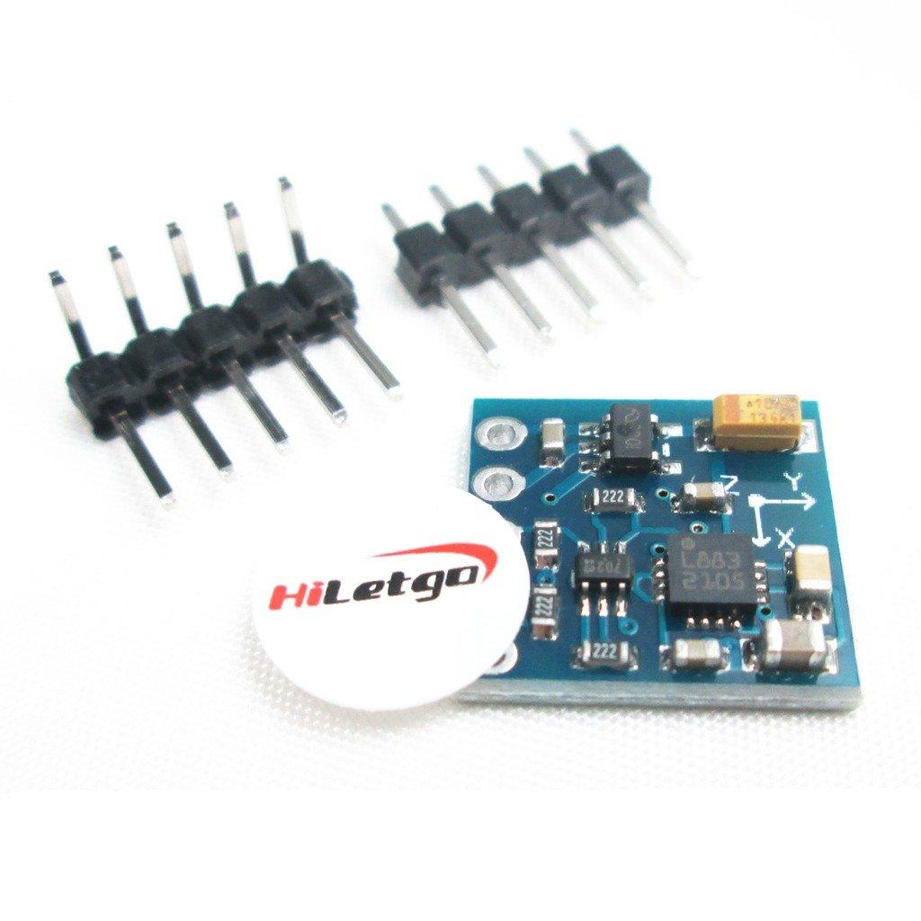 HiLetgo GY-271 QMC5883L Triple Axis Compass Magnetometer Sensor Module