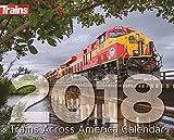 Trains Across America 2018 Calendar