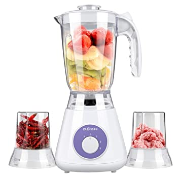 Wadwo Máquina de Cocina, exprimidor de Fruta para el hogar, Mezclador de suplemento de Alimentos, exprimidor Multifuncional, picadora de Carne molida, ...